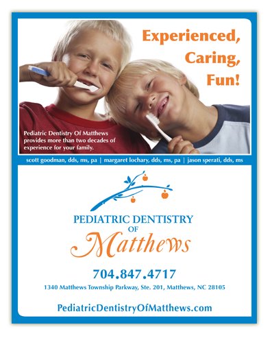adrian naccari Pediatric Dentistry ad