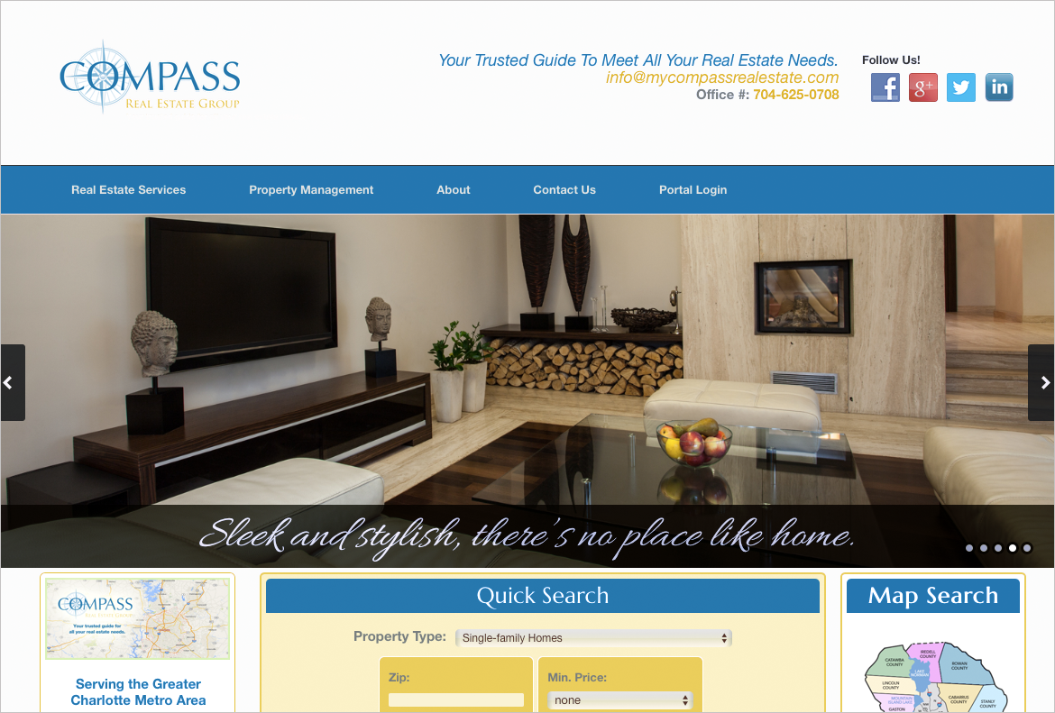 adrian naccari compass real estate site